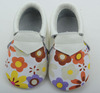 cotton fabric girl baby moccasins shoes
