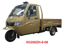 200cc Chinese Semi Closed Three Wheel Motorcycle/Tricycle/Trike Scooter/Car/Vehicle XG200ZH-8-08