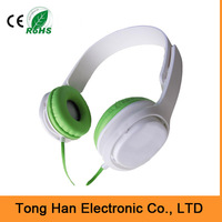 Customed Mini blue digit headphone for MP3 MP4