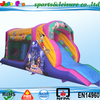 fun bouncy slide, inflatable kids slide, inflatable cartoon theme jumper