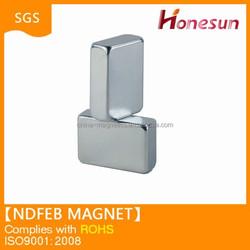 Permanent N42 ndfeb block magnet F10X5X2 mm for sale