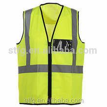 high visibility reflective safety vest with reasonable price