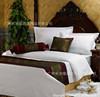 Latest Design 100% cotton jacquard hotel bedding textile