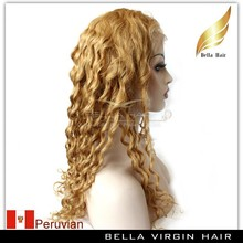 2015 most fashionable 5a grade 100% virgin brazilian human hair wig expensive human hair full lace wigs