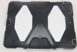 PA- 0600water, dust, proof black and white silicon protect case for tablet PC ipad mini