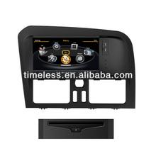Car Radio Volvo XC60 with Phonebook iPod BT 3G WIFI 20VCDC CPU1GMHZ RAM512MB 4G Memory S100