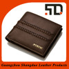 Alibaba Manufacturer Excellect Handmade Durable Leather Wallet