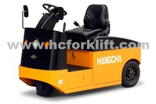 6 ton electric tow tractor HANGCHA J series HC forklift