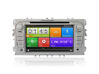 capacitance touch screen car dvd player with radio/gps navigation for Ford Mondeo old