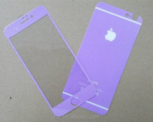 Tempered glass case for i phone