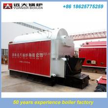 high efficiency one drum 10 ton ten ton biomass steam boiler