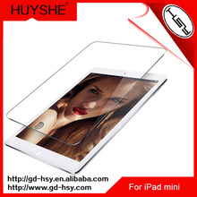 HUYSHE 9H holographic film for ipad mini touch screen