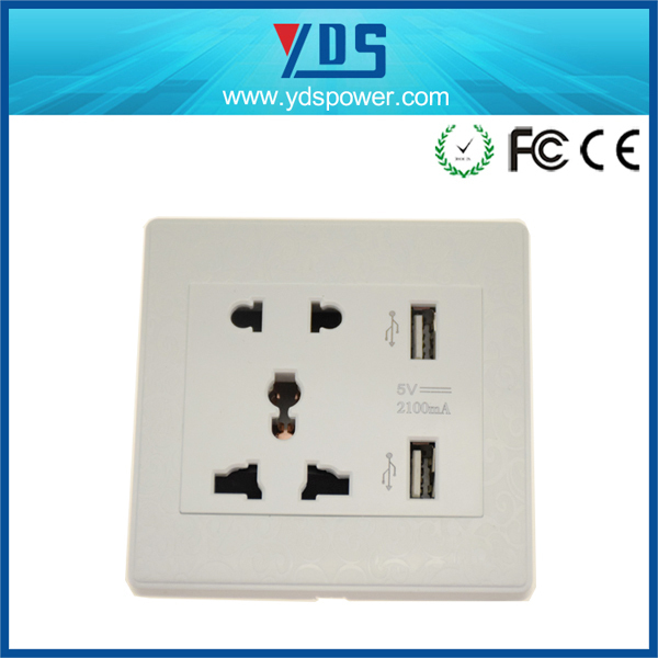 Wall Lamp With Electrical Outlet : Power Outlet Hotel Wall Lamp,Power Outlet 220v 13a,Wall Multi Outlet Socket - Buy Power Outlet ...