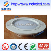 indoor and outdoor round shape COB 15W led led working light