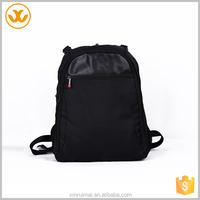 Custom china supplier eco-friendly black laptop backpacks bags