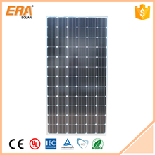 Easy Install Factory Price RoHS CE TUV Monocrystalline Solar Panel Price India
