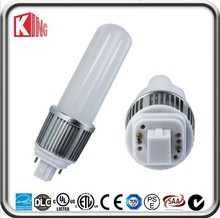 Led Pl Lamp 9watt G24 Energy saving up to 60% compared to CFL-PL lamp