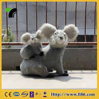 cute peluches animal mother and baby souvenirs koala for sale