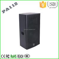 12'' karaoke club concert audio crossover passive pro sound system