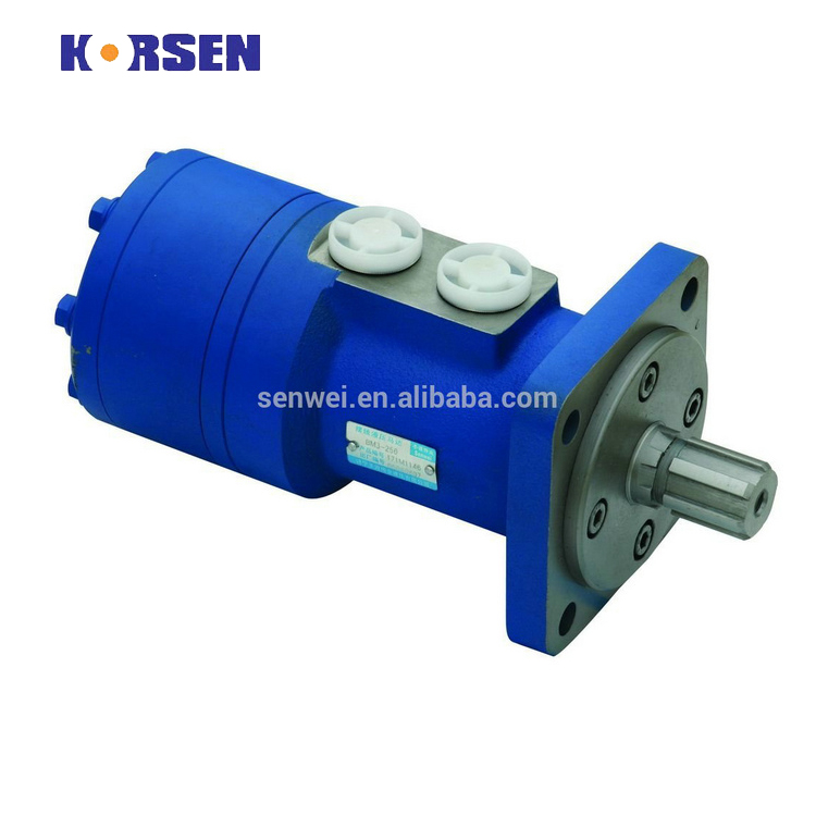 High Quality Low Speed High Torque Hydraulic Motors