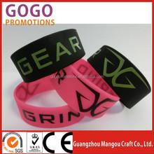100% Pure Top Grade Bracelet En Silicone