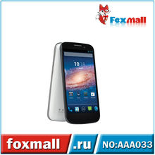 Wholesale Foxmall Unlocked Popular Brand VOTO X2+cell phone FM Radio Wifi 5.0inch big screen Quad core cell phone MTK 6589T