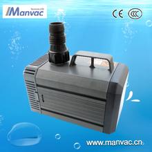 Manvachqb-3000absพลาสติกชลประทานสวนสวนน้ำพุปั๊ม