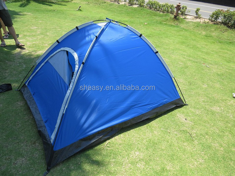 Portable Dome Shelters : Portable camping dome tent outdoor tents person