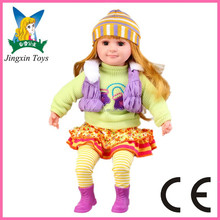 2015 new design fashion doll shoes wholesale vinyl doll heads and hands