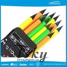 Popular Promotional Black Wood Pencil