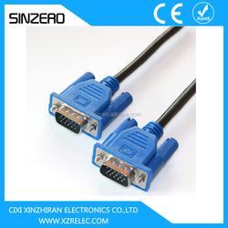 db9 to vga cable XZRV006/vga cable/vga cable spec