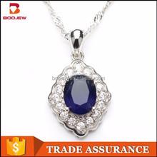 latest style ebay 925 sterling silver natural gemstone pendant