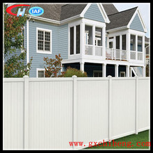 Cheap New Type Fence Made Of PVC