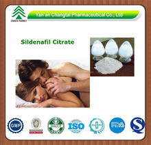 GMP factory Supply hot sale high quality Sildenafil powder 99%
