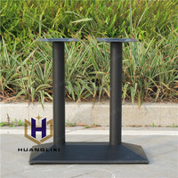 cast iron furniture legs,dining table base,granite table top bases,metal coffee table legs,removable table leg,furniture hardwar