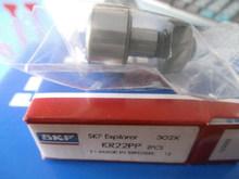 High Precision Cam Follower, Stud Type, Sealed, Metric, Steel SKF Bearing KR22PP