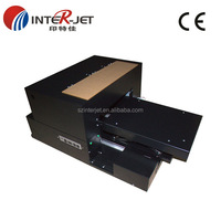 eco solvent printer a3, phone case A3 size flatbed Printer