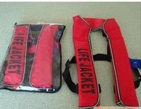The cheapest price inflatable adult life jacket /life vest