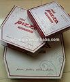 Personalizado popular polegadas caixa de Pizza de grau A qualidade