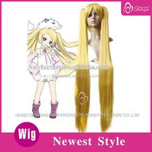 2016 Deniya Anime Cosplay Wig, synthetic wig, cartoon wig