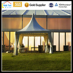 small 5x5 canopy pagoda tent, high peak tent arabic gazebo for sale