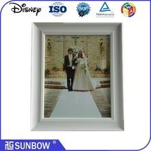 wholesale white wedding gift PS photo Frames For lovely family