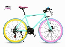24'' inch Popular Lady Road Bike Road Bicycle factory