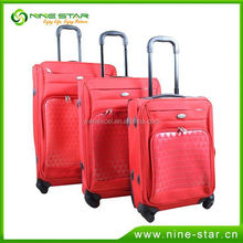 Factory Sale Good Quality colorful travel luggage wholesale