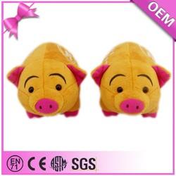 Customised Toys CE/ASTM Safety Stardard Plush Pig Toy