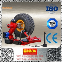 tire dismounting equipment/tire repair shop machine