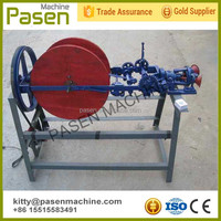 Cheap price rice straw rope processing machine | rice stalk rope machine | straw knitting machine