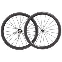 carbon road bike wheelset 50mm tubular road wheelset 700c