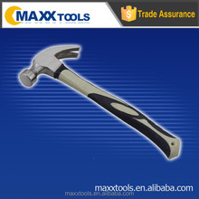 pvc handle claw hammer (American type),different types of claw hammers