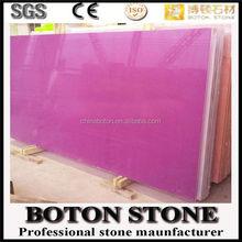 BOTON Supply Polished Starlight black Quartz Stone for Floor Tile